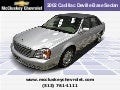 Used 2002 Cadillac Deville Base Sedan - Kings Automall Cincinnati, Ohio