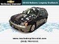 Used 2002 Subaru Legacy 5dr Outback H6 – Kings Automall Cincinnati, Ohio