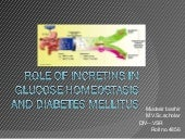2003 role of incretins in glucose h...