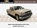 Used 2005 Chevrolet Silverado 1500 Pickup Truck at your Chevy Cincinnati Ohio Dealer