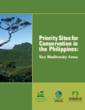 Priority Sites for Conservation in ...