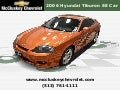 Used 2006 Hyundai Tiburon SE Coupe  - Kings Automall Cincinnati, Ohio