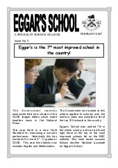 February 2007 School Newsletter