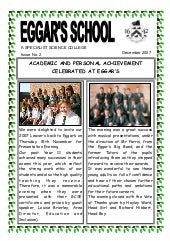December 2007 School Newsletter