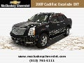 Used 2007 Cadillac Escalade EXT Pickup Truck at Cincinnati & Hamilton, Ohio