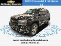 Used 2007 Chevrolet Trailblazer LT at your Chevy Cincinnati Ohio Dealer
