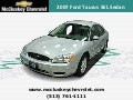 Used 2007 Ford Taurus SEL Sedan at Cincinnati & Hamilton, Ohio