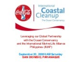 2008 Coke International Coastal Cle...