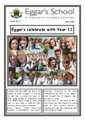 May 2008 School Newsletter