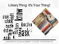 LibraryThing: It's Your Thing!