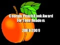 2008-2009 Peach Book Award Nominees