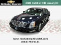 Used 2008 Cadillac DTS Luxury III Sedan at Cincinnati & Hamilton, Ohio