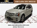 Used 2008 Cadillac SRX AWD SUV - Kings Automall Cincinnati, Ohio