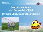 2008 Farm Bill Presentation