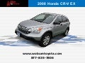 Boston – Used 2008 Honda CR-V EX