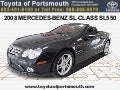 Used 2008 Mercedes-Benz SL-CLASS - Portsmouth NH Dealer