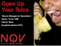 Open Up Your Telco