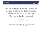 Measuring digital development for p...