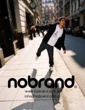 Nobrand catalogue