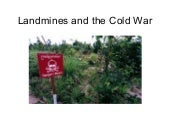 2009 April Landmines And Cold War F...