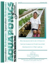 2009 aquaponics journal