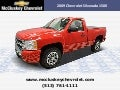 Used 2009 Chevrolet Silverado 1500 Work Truck w/LS Pickup Truck at your Chevy Cincinnati Ohio Dealer