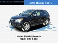 Used 2009 Honda CR-V EX - Boston, MA