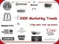2009 Marketing Trends_Cone