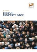 2009 Legatum  Prosperity Index Summary Report