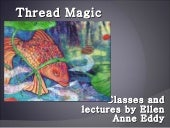 2009 Thread  Magic Teaching  Promot...