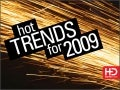 Hot Trends for 2009