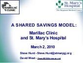 2010   03-02 shared savings model -...