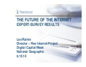 Future of the Internet - National G...