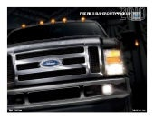 2010 Ford F Series Super Duty Truck...