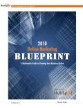 2010 Online Marketing Blueprint