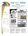 April Newsletter 2010