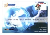 Lausanne Jug (08th April, 2010) - M...