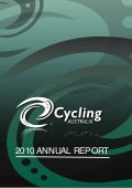 2010 Cycling Australia Annual Report
