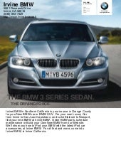 2010 BMW 3 Series Sedan Los Angeles