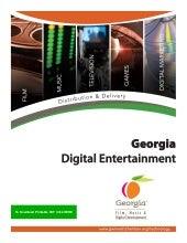 2010 Digital Entertainment Georgia ...