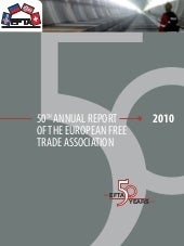 50th Annual Report of The European ...