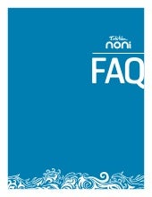 2010 FAQ Booklet