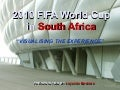 2010 FIFA World Cupin South Africa: Visualising the experience