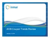 2010 Inmar Coupon Trends Presentation