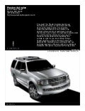 2010 Lincoln Navigator L Preston