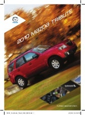 2010 Mazda Tribute Qt