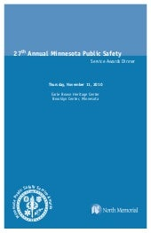 2010 Minnesota Public Safety Servic...