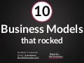 10 business models that rocked - by @nickdemey (boardofinnovation.com)