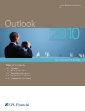 LPL Financial 2010 Outlook