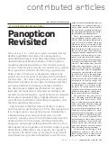 Panopticon revisited